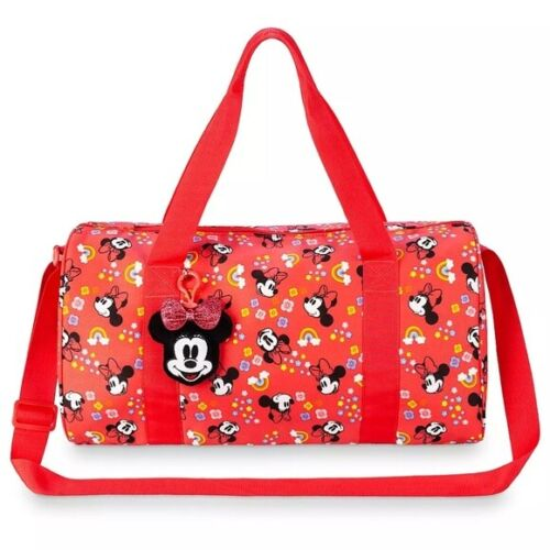 NWT Disney Store Minnie Mouse Duffel Bag Ballet Tote
