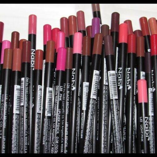 12pc Nabi Lipliner Set of 12 color #L03-L43
