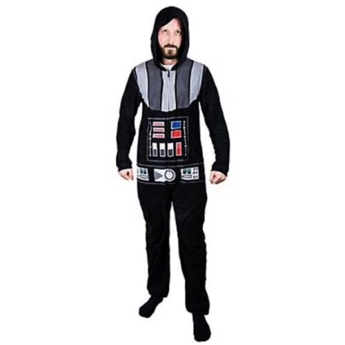 Disney Star Wars Darth Vader Adult Full Body One Piece Suit