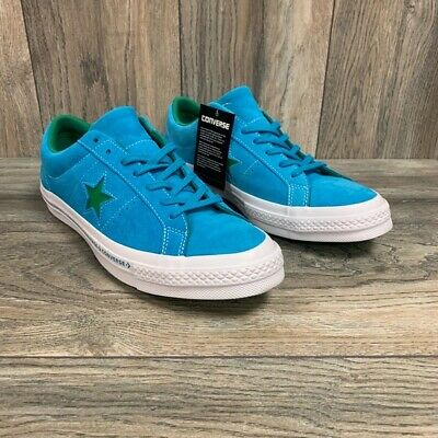 Mens Converse One Star OX  Suede Size 10.5 159813C GA 567