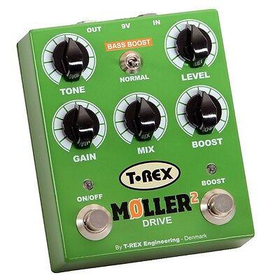 Pedal Effect T-Rex Möller II Overdrive + Boost