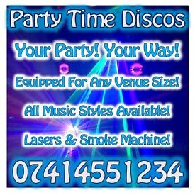 DJ Hire. Parties from £100! 😎👍🏻