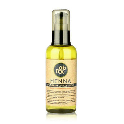 HENNA 100ml / Oil type Hair Essence / Serum / highly enriched essence