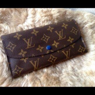 100% Authentic Louis Vuitton Portefeuille Wallet Dust Bag