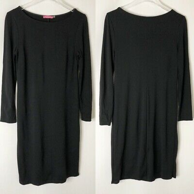 Isaac Mizrahi New York Black 8 Eight Dress