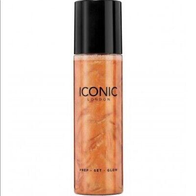ICONIC LONDON Prep Set Glow Mist Spray in Glow 4.22oz New
