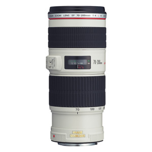 Canon 70-200 f4 IS  + hood, Hoya filter & 3 close-up filters