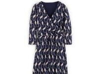 Boden Elena Dress, size 12L, vgc, barely worn £30
