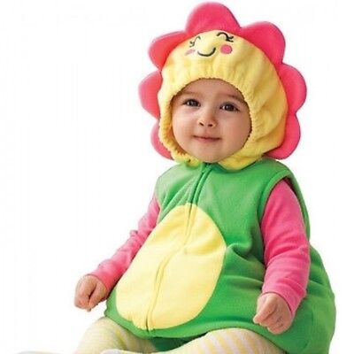 Carter's Flower Halloween Costume (Carters Infant Flower Costume Size 18 Months)