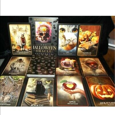 The Halloween Oracle Tarot Deck Cards New](The Halloween Oracle)