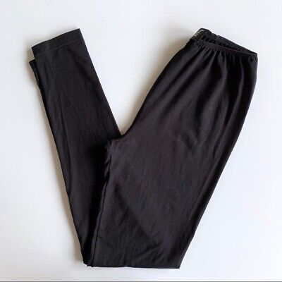 Irié Made in Paris Black Cropped Leggings - Size Small