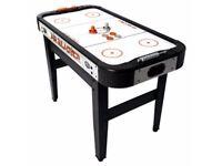 Pot Black 4ft Air Blaster Hockey Table, Black