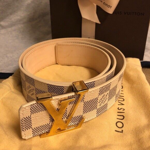 806d5483eda7 Louis Vuitton belt new condition