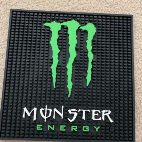 Monster Energy Collectible Bar MAT