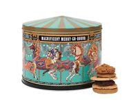 Fortnum & Mason Merry Go Round Musical Biscuit Tin