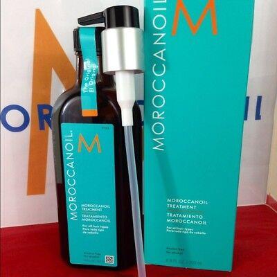 Moroccanoil REG Treatment 6.8oz (200ml)  ~* FRESH, ORIGINAL, FREE *~