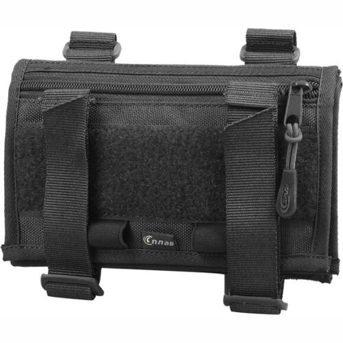 New Brand Tactical Arm Band for Maps  Military Map Case Holder Pouch Splav Black
