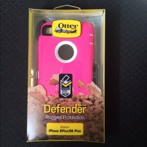 Brand new OtterBox iphone 6 plus or 6s plus pink