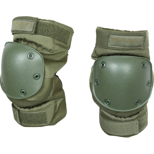 Russian Army Tactical Military Knee Pads DOT Gear Olive New Brand Splav