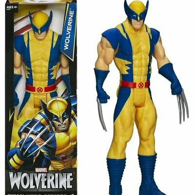 Marvel Titan Heroes Wolverine X Men Action Figure