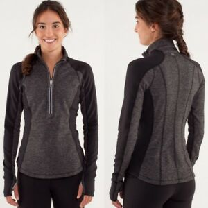 Lululemon run : U turn reversible pullover
