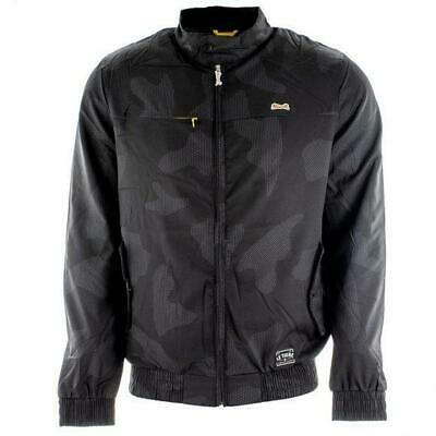 Le Tigre Emerson Nylon Harrington Jacket Black