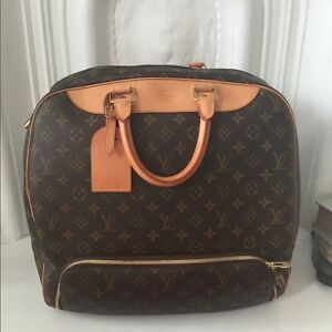 Authentic Louis Vuitton Evasion Jumbo Travel Bag Unisex Hampton Bayside Area Preview