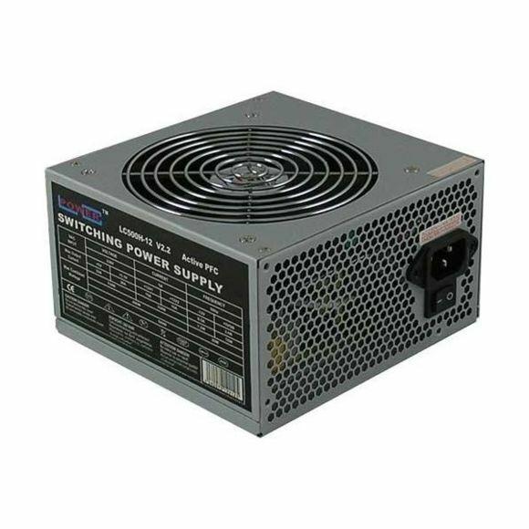Alimentation pc atx    lc power lc500h-12 v2.2  noise killer