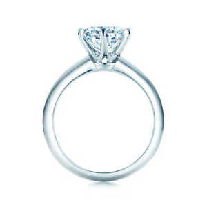 Tiffany & Co. - Authentic Solitaire Engagement ring
