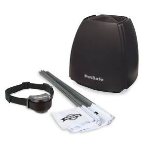 Wireless dog fence and shock collar