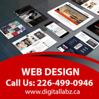 Affordable Website Design - Wordpress Web development - Designer