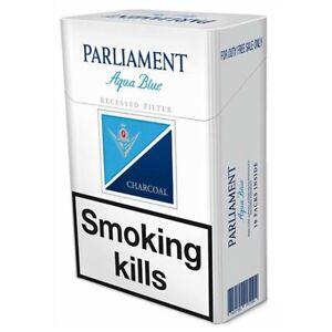 10 packs Parliament cigarettes