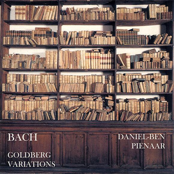 [NEW] CD: BACH: GOLDBERG VARIATIONS: DANIEL-BEN PIENAAR