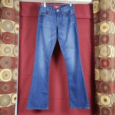 NWT Lucky Brand Sofia Bootcut Ankle jeans-Blue-misses-4x27