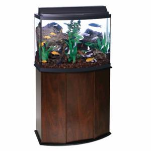 Aqueon 36 gallon Bow Front Fish tank Brand New In The Box