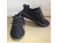 Adidas pirate black yeezys