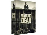 The Walking Dead 1-6 Boxset