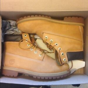 """Brand New Never Worn Timberland Icon 6"""" Wheat in Size 10"""