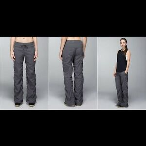 Size 2 grey unlined studio pants