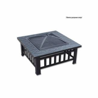 All-in-One BBQ Pit Table-Low Sydney City Inner Sydney Preview
