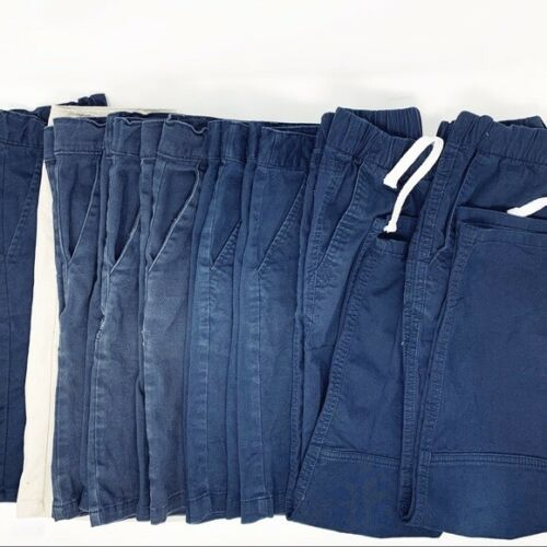 Boys size 10 School Uniform Shorts & Pants - Set of 9