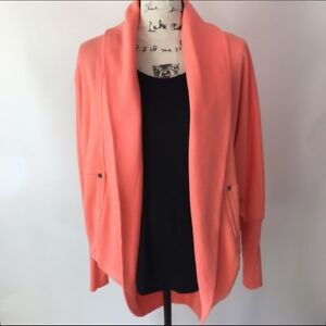 Size 0-6 XXS Aritzia Wilfred Diderot Pink Coral Sweater Cardigan