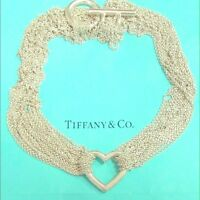 Tiffany Multi-Strand Sterling Necklace.    REDUCED!    WOW!