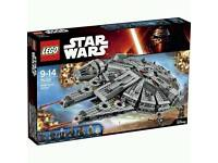 Lego Falcon star wars Brand new