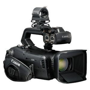 Canon XF400 4K UHD 60P Camcorder with Dual-Pixel Autofocus