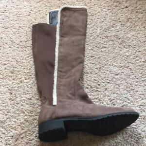 Knee High Boots - Size 9