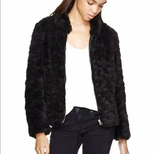 WILFRED Free- faux FUR Coat