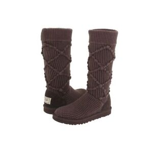 UGGs Brown Argyle Knit BRAND NEW