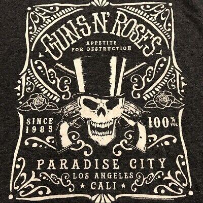 Guns and Roses T-shirt Sz XXL