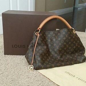 Handbag Louis Vuitton Artzy MM